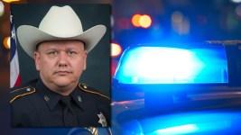 Texas Sheriff's Deputy Shot 15 Times: DA