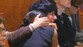 Hernandez's Mom: I Shared Bond With Victim's Mother