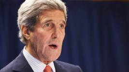 John Kerry Fined $50 for Failing to Shovel Snow Outside Boston Home