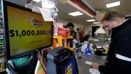 Winning Numbers Drawn for $1B Mega Millions Jackpot