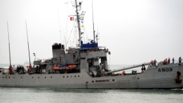 Polish Cargo Ship Attacked off Nigeria; 5 Abducted