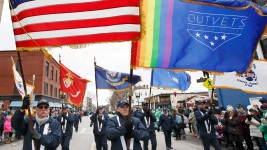 St. Patrick's Parade in Boston Won't Let Anti-War Vets March
