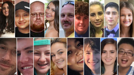 Year After Parkland Massacre, 17 Victims Remembered