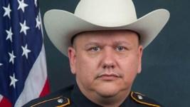 Hundreds Attend Vigil for Slain Texas Deputy