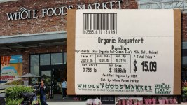 Whole Foods Recalls Roquefort Cheese for Potential Listeria
