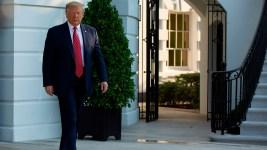 Trump Admits He Brought Up Bidens With Ukraine's President