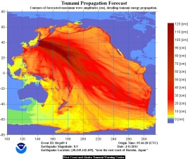 Facebook: Center of Tsunami Information