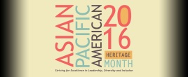 ACCI Asian Pacific Heritage Month Honorees