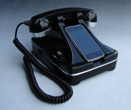 iRetrofone Takes Your iPhone Back to Yesteryear