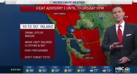 Jeff's Forecast: Dangerous Heat