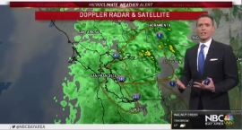 Jeff's Forecast: Morning Rain & Weekend Chance