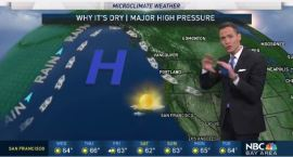 Jeff's Forecast: Sunny Wednesday