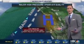 Jeff's Forecast: Hazy Weekend