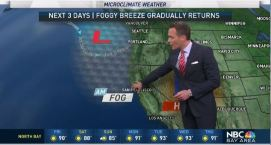 Jeff's Forecast: Cooler Ahead and Rain Outlook