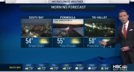 Jeff's Forecast: Mild 70s & Next Rain