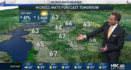Jeff's Forecast: Few Mild 70s