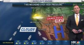 Jeff's Forecast: 60s to Dangerous 100s