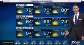 Jeff's Forecast: September Starts Mild