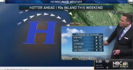 Jeff's Forecast: Soaring Temperatures