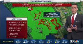 Jeff's Forecast: Rain Lingers