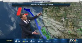 Jeff's Forecast: Colder Rain