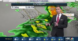 Jeff's Forecast: Rain Returns Friday