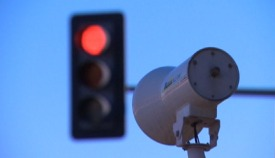 Redwood City, Hayward End Red Light Cameras