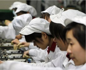 Robots Will Build iPhone 6