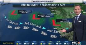 Jeff's Forecast: 2 More Storms This Week