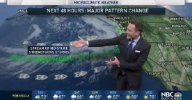 Jeff's Forecast: 3 Rain Chance Next 5 Days