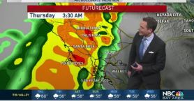 Jeff's Forecast: Rain and Wind