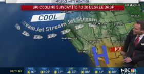 Jeff's Forecast: 60s to 106 Degrees