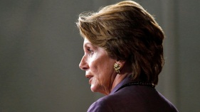 Nancy Pelosi's Napa Home Burglarized
