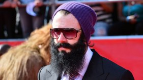The New York Beard? Brian Wilson Works Out For Mets