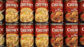 Campbell Soup Closes CA Factory