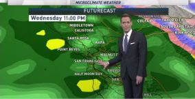 Jeff's Forecast: Rain Returns This Week