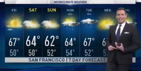 Jeff's Forecast: Cooler Weekend & Rain Ahead