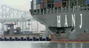 Cosco Busan Ship Pilot Sues for License Back