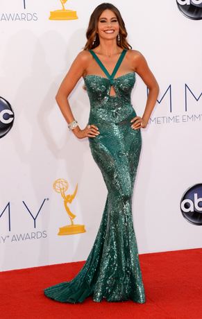 Emmys 2012 Red Carpet: Best and Worst Dressed