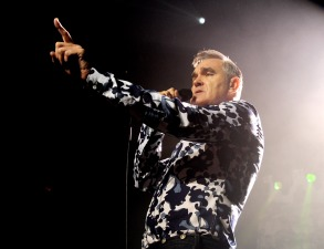 Morrissey Hug Brings Bay Area Tour Opener to an End
