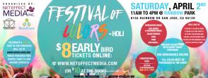 Festival of Colors- HOLI