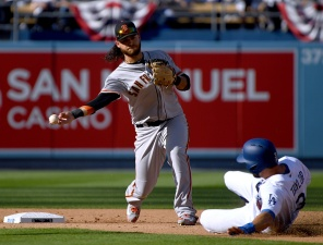 Giants Blank Dodgers For Big Opening Day Win