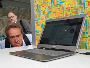 Ultrabooks: PC Makers Copying the MacBook Air