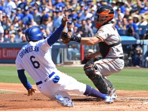 Giants Shut Down By Kershaw, Drop Finale to Dodgers