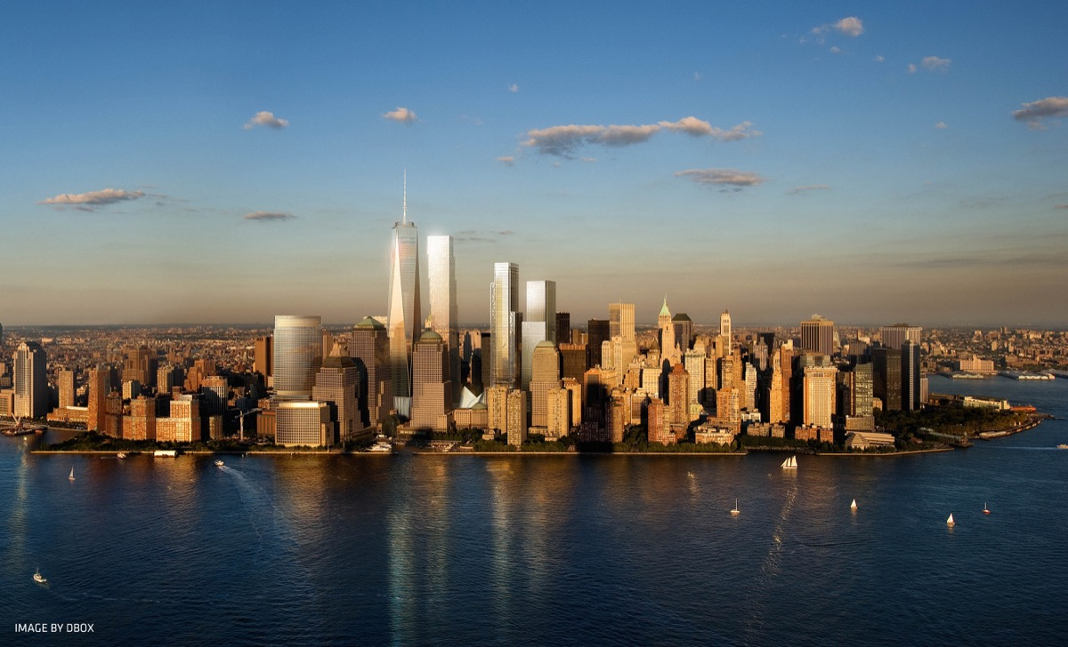 7 Incredible Renderings of 2 W...