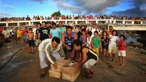 Bay Area Relief Efforts Continue for Typhoon Haiyan Victims