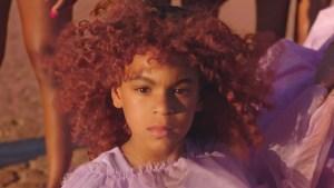 Blue Ivy Carter Is The Star Of Beyoncé's 'Spirit' Video