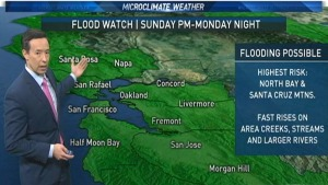 <p>Yet another wet day of weather is expected to saturate the Bay Area. NBC Bay Area meteorologist Rob Mayeda previews when the rain returns.</p>