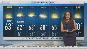 <p>NBC Bay Area forecaster Vianey Arana previews an enjoyable day around the Bay Area.</p>