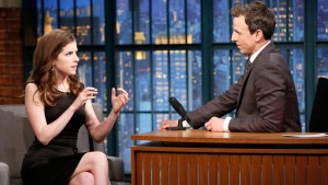 Anna Kendrick Not Impressed by Royal Baby